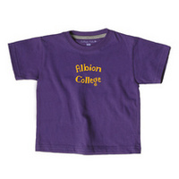 College Kids Infant Albion College TShirt