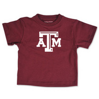 Texas A&M Aggies College Kids Infant T-Shirt