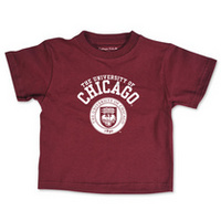University of Chicago College Kids Infant T-Shirt