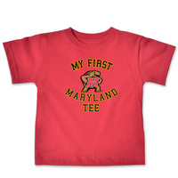 University of Maryland College Kids Infant T-Shirt