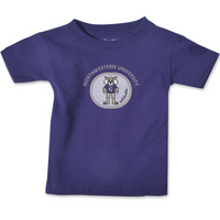 Northwestern Wildcats College Kids Infant T-Shirt