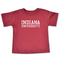 Indiana Hoosiers College Kids Infant TShirt