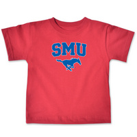 SMU Mustangs College Kids Infant T-Shirt
