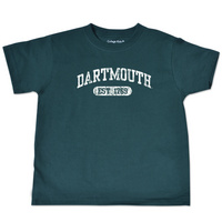 College Kids Dartmouth Big Green Toddler TShirt