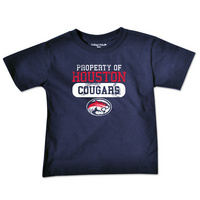 Houston Cougars College Kids Toddler TShirt