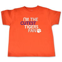 Clemson Tigers College Kids Toddler T-Shirt