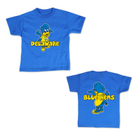 Delaware Blue Hens College Kids Toddler T-Shirt