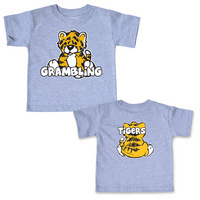 Grambling State University Tigers College Kids Infant Tee
