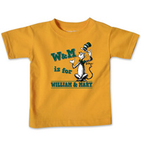 College Kids Infant T Shirt
