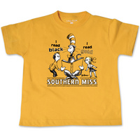 College Kids Toddler Dr. Seuss Tee