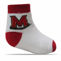 University of Maryland TopSox Baby Bootie