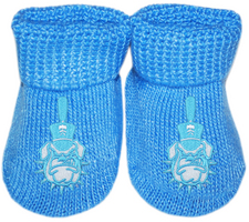 Creative Knitwear Gift Box Booties