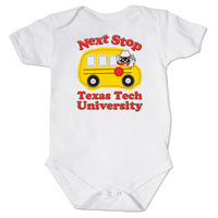 Texas Tech Red Raiders College Kids Infant Bodysuit