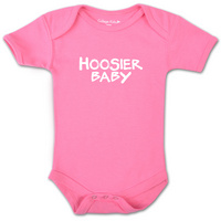 Indiana Hoosiers College Kids Infant Bodysuit