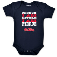Ole Miss College Kids Infant Bodysuit