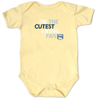 Augustana Vikings College Kids Infant Bodysuit