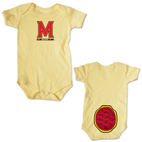University of Maryland College Kids Infant Bodysuit