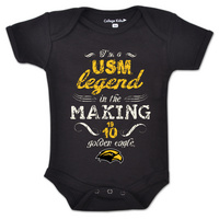 Southern Mississippi Eagles College Kids Infant Bodysuit