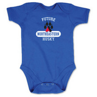 Northeastern Huskies College Kids Infant Bodysuit