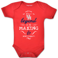 Houston Cougars College Kids Infant Bodysuit