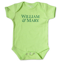 William and Mary College Kids Infant Bodysuit