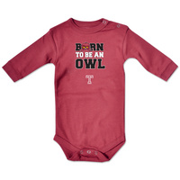 College Kids Infant Long Sleeve Bodysuit