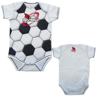 College Kids MVP Soccer Infant Bodysuit