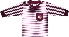Toddler Stripe Long Sleeve Pocket Tee