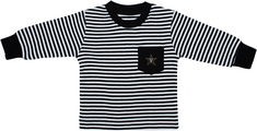 Creative Knitwear Toddler Long Sleeve Pocket T Shirt