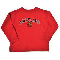 University of Maryland College Kids Toddler Long Sleeve T-Shirt