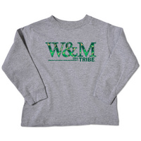 William and Mary College Kids Toddler Long Sleeve TShirt