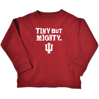Indiana Hoosiers College Kids Toddler Long Sleeve TShirt