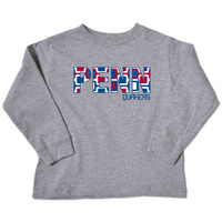 College Kids Toddler Long Sleeve Penn TShirt