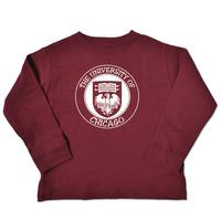 University of Chicago College Kids Toddler Long Sleeve T-Shirt