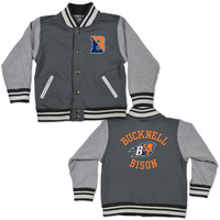 College Kids Toddler Letterman Jacket