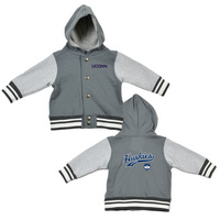 Infant Letterman JacketPewter