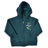 South Florida Bulls College Kids Infant Full Zip Hoodie