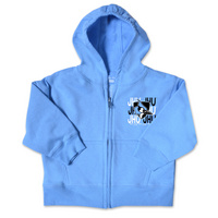 College Kids Toddler Full Zip Hopkins Hoodie