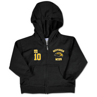 Southern Mississippi Eagles College Kids Toddler Full Zip Hoodie