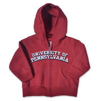 College Kids Infant Full Zip Penn Hoodie