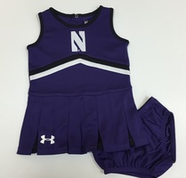 Under Armour Toddler Cheer Dress