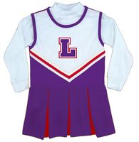 Toddler Cheerleader Outfit