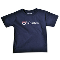 College Kids Toddler Wharton TShirt