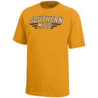 Southern Mississippi Eagles Champion Youth T-Shirt