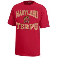 University of Maryland Champion Youth T-Shirt