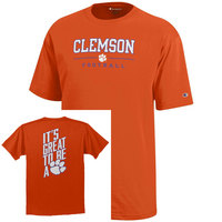 Clemson Tigers Champion Youth T-Shirt