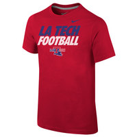 Nike Youth Cotton Short Sleeve Tee