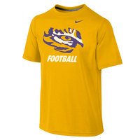 Nike Youth Dri Fit Legend Short Sleeve Tee