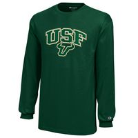 South Florida Bulls Champion Youth Long Sleeve T-Shirt