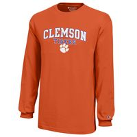 Clemson Tigers Champion Youth Long Sleeve T-Shirt